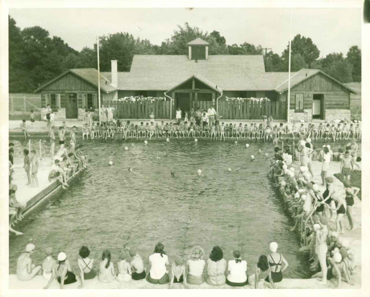 Historical Pool Picture